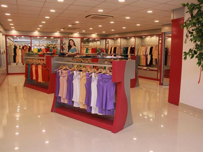 Trang phục mặc nhà của Thái Tuấn được nhiều chị em yêu thích bởi chất liệu mềm mại, thoáng mát và có độ co giãn nhẹ.