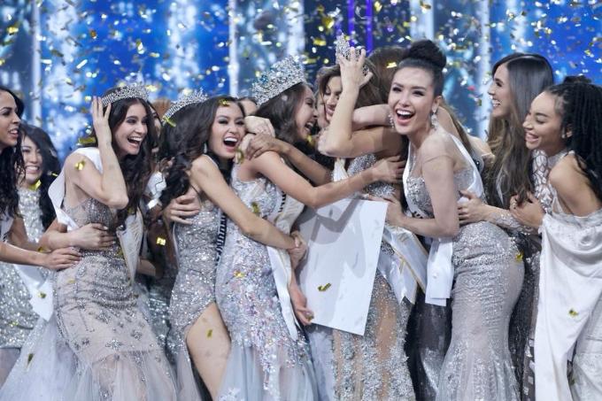 Các thí sinh của Tìm kiếm Miss Supranational Vietnam sẽ đứng chung sân khấu với thí sinh của các cuộc thi lớn tại Hàn Quốc như Miss Universe Korea, Miss Supranational Korea.