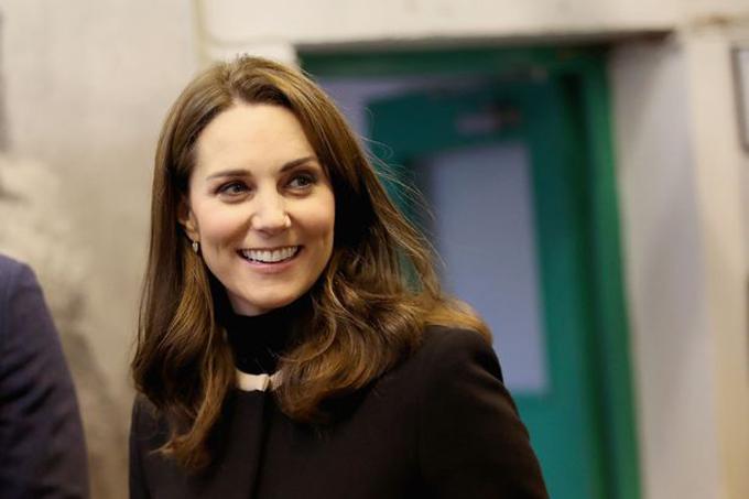 Công nương Kate hiện giữ tước hiệu Nữ công tước xứ Cambridge. Ảnh: PA.