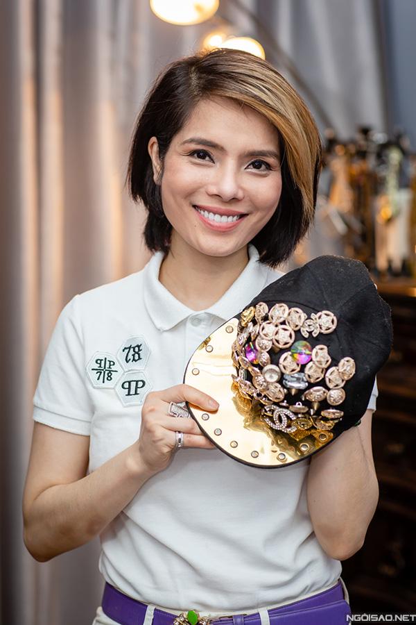 Với một số thiết kếkhó kiếm, Kiều Thanh thường mua 2 chiếc mỗi mẫu để dự phòng.