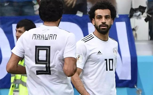 Vì sao Salah không ăn mừng bàn thắng vào lưới Arab Saudi