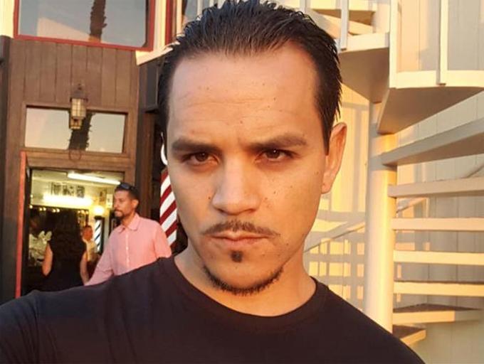 Diễn viên Carlos Lopez Jr.