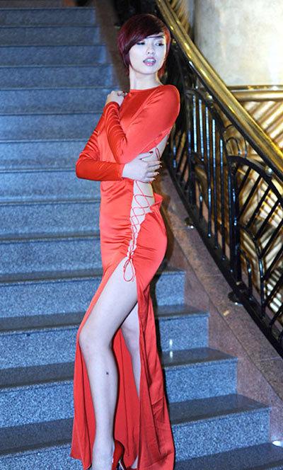 Gần đây, một số người đẹp Việt cũng đã