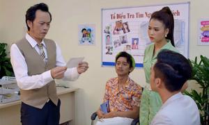Hoài Linh và Sam làm cha con thám tử trong phim ngắn