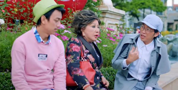 Hoài Linh và Sam trở thành cha con thám tử trong phim ngắn - 4