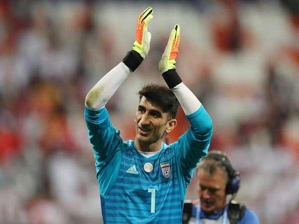 Alireza Beiranvand là thủ môn đầu tiên cản được một cầu thủ Bồ Đào Nha ghi bàn trên chấm 11m trong lịch sử World Cup. Ảnh: AN.