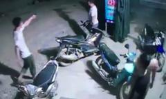 Súng nổ ở quán ăn đêm tại Thanh Hoá