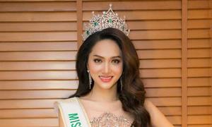Hoa hậu Hương Giang làm giám khảo chương trình thẩm mỹ của JW