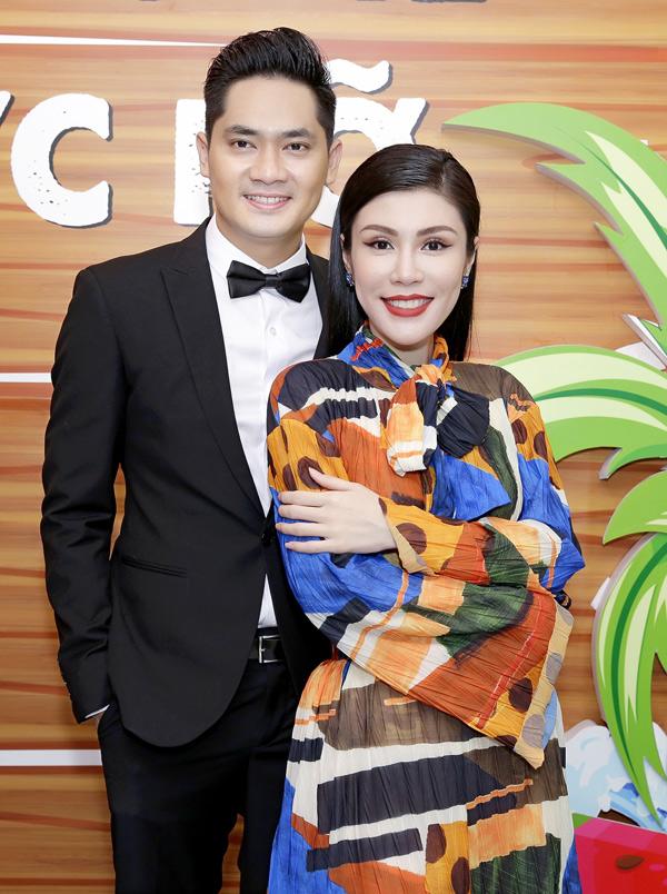 Ca sĩ Uyên Trang mừng Minh Luân ra mắt vai diễn mới trong phim điện ảnh Lộ mặt.