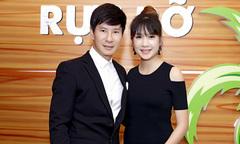 Lý Hải cùng bà xã kém 17 tuổi đi xem phim của Minh Luân
