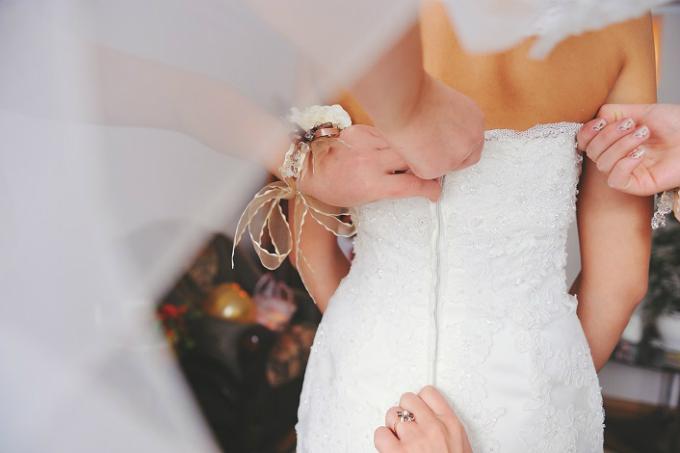 9 sai lầm không ít cô dâu mắc vào ngày cưới - 3