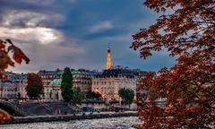 5 điểm đến hấp dẫn khi du lịch châu Âu mùa thu