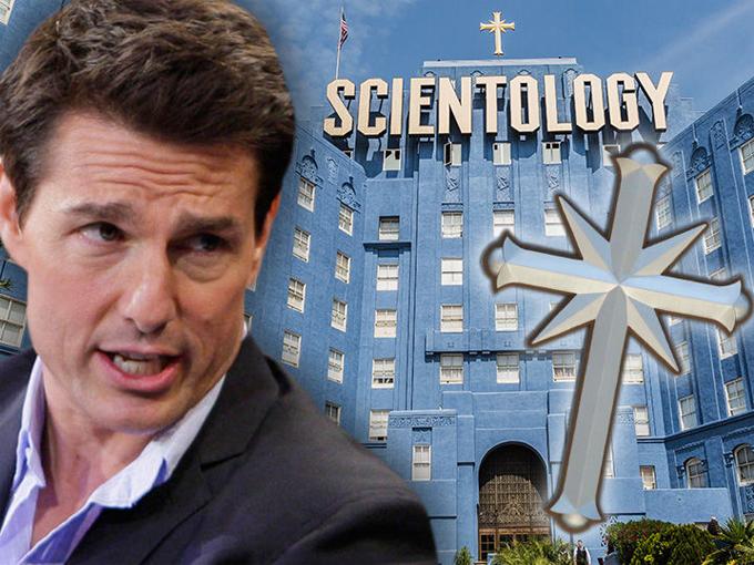 Tom Cruise vướng nhiều tin đồn không hay liên quan đến giáo phái kỳ bí Scientology.