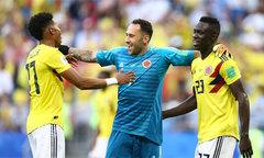 Colombia tiễn Senegal về nước