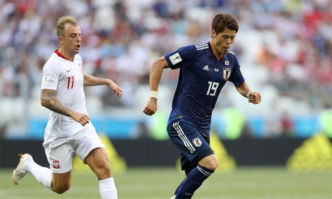 Nhật Bản giành vé vào vòng 16 đội. Ảnh: FIFA.