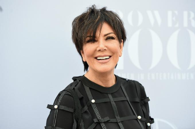 Kris Jenner kết hôn 2 lần, là mẹvà quản lý của 5 cô con gái nhà Kardashian-Jenner. Ảnh:TIME.
