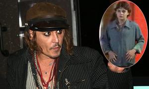 Con trai của Johnny Depp bị bệnh nặng