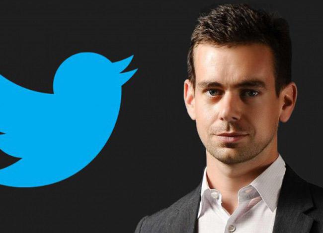 Jack Dorsey từng thất bại trong việc điều hành Twitter khi còn trẻ. Ảnh: CNN.