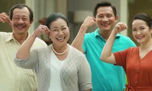 Trúc Nhân hóa giải mâu thuẫn gia đình trong MV mới