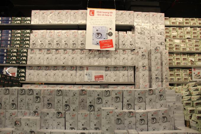 Choice L phát triển hơn gần 1000 mặt hàng với đa dạng lựa chọn cho người tiêu dùng Việt