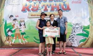 'Cuộc đua kỳ thú' dành cho gia đình tại Nghệ An