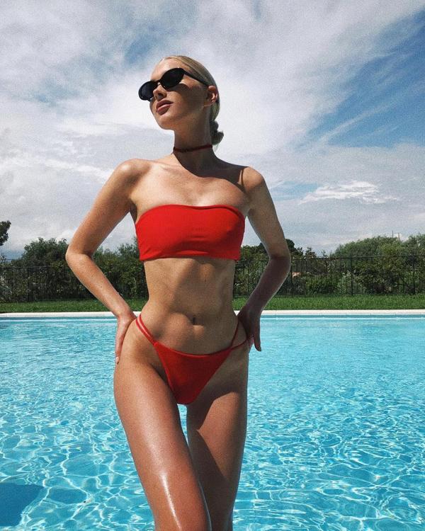 Mỹ nhân Hollywood diện quần bơi siêu nhỏ đốt mắt người nhìn - 5