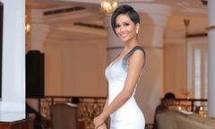 Hoa hậu H'Hen Niê tăng 6 kg sau nửa năm đăng quang