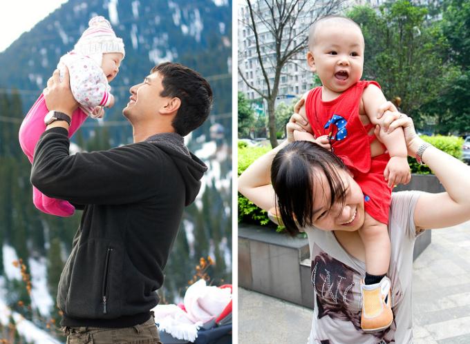 Những quy tắc dạy con của bố mẹ ở các cường quốc châu Á