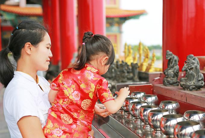 Những quy tắc dạy con của bố mẹ ở các cường quốc châu Á - 1