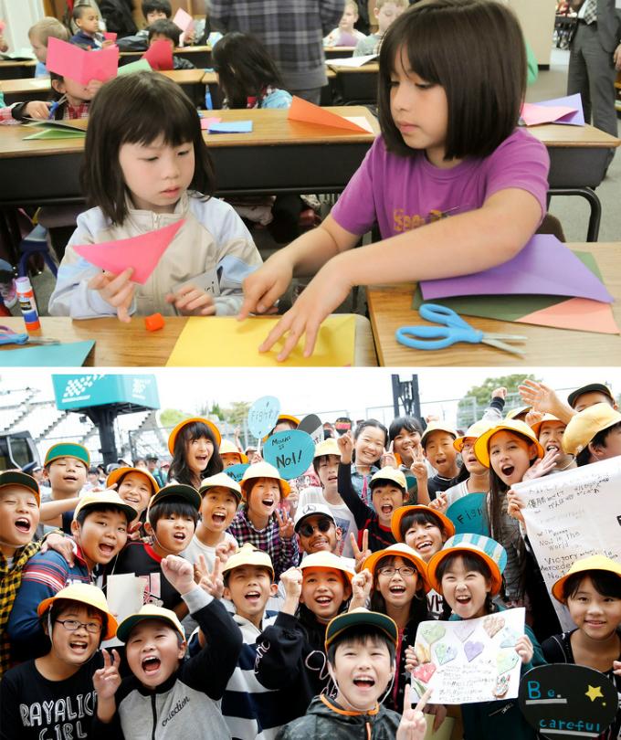 Những quy tắc dạy con của bố mẹ ở các cường quốc châu Á - 2