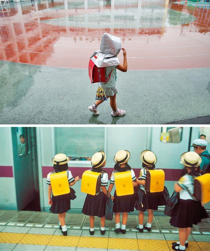 Những quy tắc dạy con của bố mẹ ở các cường quốc châu Á - 3