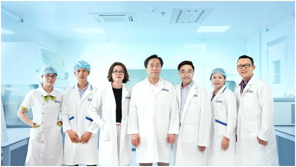 DNA quy tụ nhiều bác sĩ đầu ngành trong và ngoài nước như Nhật Bản, Hàn Quốc, Thái Lan& cùng các trang thiết bị tiên tiến được chuyển giao từ Nhật Bản theo chuẩn quốc tế.