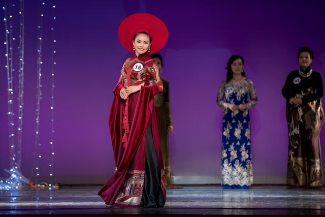 Đại diện đến từ Đài Loan - Huỳnh Tú Lan - đoạt Á hậu 3. Hiện tại cô đảm nhiệm vai trò Giám đốc trung tâm đào tạo thẩm mỹ làm đẹp. Các người đẹp khác khen cô có tính cách cởi mở, thân thiện, khéo léo trong giao tiếp. Cô cũng dành giải phụ Miss Charity.