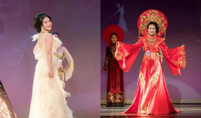 Thí sinh Vũ Thị Loan đến từ Hà Nội đoạt Hoa hậu Doanh nhân Liên Lục Địa 2018 và giải phụ Miss Beauty. Trong suốt cuộc thi, cô luôn toát lên vẻ thanh lịch, nền nã. Hoạt động trong lĩnh vực làm đẹp và điều hành Loan Trang spa, cô mong muốn giúp phụ nữ Việt cải thiện nhan sắc.