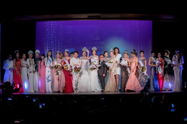 Đêm chung kết cuộc thi Hoa hậu Người Việt Liên Lục Địa 2018 diễn ra thành công tối 24/6 tại nhà hát Madeleine, Paris (Pháp), với sự góp mặt của hơn 1.000 người khán giả. Không chỉ tôn vinh nhan sắc, tài năng của phụ nữ Việt hiện đại, cuộc thi còn là cơ hội giao lưu, học hỏi, mở rộng các mối quan hệ kinh doanh. Theo ban tổ chức, sân chơi còn tạo ra hệ sinh thái giúp các nữ doanh nhân Việt Nam trên thế giới kết nối và hỗ nhau trong cuộc sống, công việc.