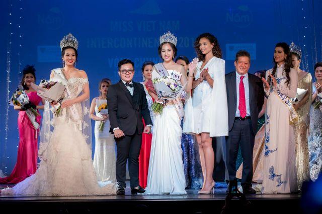 Sau nhiều nỗ lực, Trần Ngọc Châu (Nha Trang) đăng quang Hoa hậu Người Việt Liên Lục Địa 2018. Cô có nét rạng rỡ, chiều cao 1m72 và chỉ số hình thể chuẩn. Bam giám khảo đánh giá Tân hoa hậu đẹp trí tuệ. Người đẹp đang theo học chuyên ngành quản trị kinh doanh.