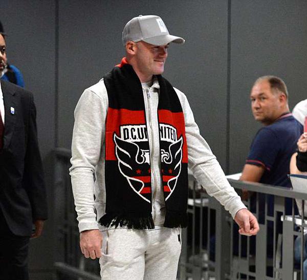 Rooney sẽ chính thức là cầu thủ củaDC United vào ngày 10/7 tới khi thị trường chuyển nhượng mở cửa.