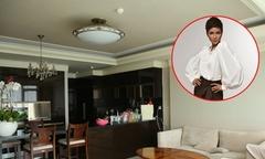 Cuộc sống của H'Hen Niê trong căn hộ phần thưởng hoa hậu