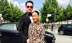 Đoan Trang cùng chồng Tây du lịch châu Âu