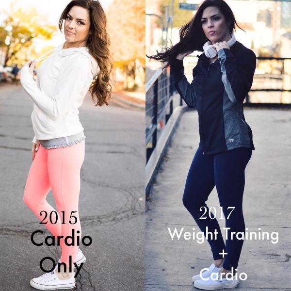 Cô bắt đầu tập luyện cùng huấn luyện viên riêng, tập 3 buổi mỗi tuần tại phòng tập. Cô cũng ăn theo chế độ ăn kiêng nghiêm ngặt do huấn luyện viên đề ra.