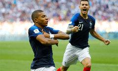 Mbappe lập cú đúp, Pháp tiễn Argentina khỏi World Cup