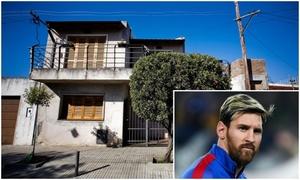 Rosario - nơi có căn nhà thời thơ ấu mà Messi luôn trân trọng