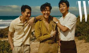 Ba quý ông độc thân quyến rũ nhất xứ Hàn