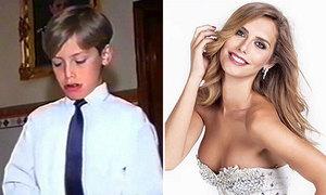 Hành trình từ con trai thành nữ hoàng sắc đẹp của Hoa hậu Hoàn vũ Tây Ban Nha
