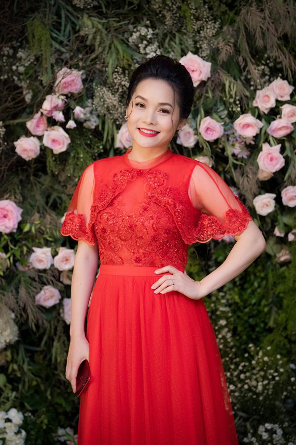 Ca sĩ Đoàn Thuý Trang.