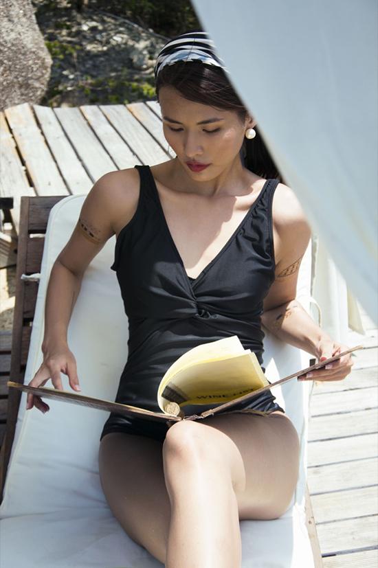 Cao Thiên Trang cô lại chọn con đường làm travel blogger vì được nghe thầy phán sẽ giàu nếu làm du lịch