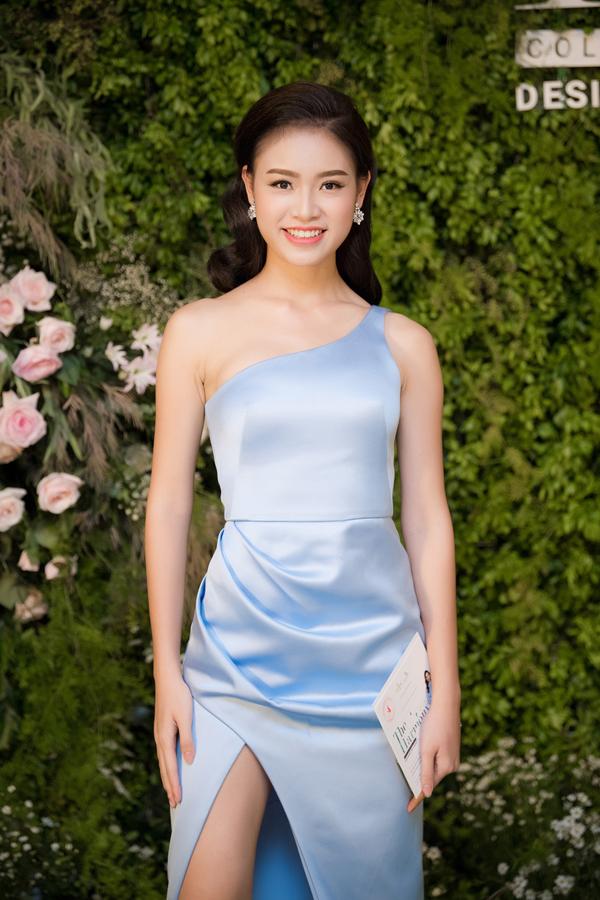 Top 10 Hoa hậu Việt Nam 2016 Phùng Ngọc Bảo Vân.