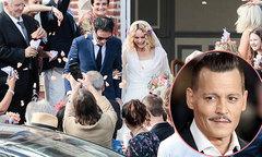Bạn gái cũ của Johnny Depp kết hôn với đạo diễn Pháp