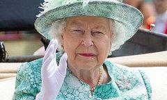 Nữ hoàng Anh khó đứng dậy nhưng từ chối phẫu thuật đầu gối