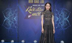 Hương Giang tặng 100 triệu đồng cho thí sinh 'Nhan sắc mới, khởi đầu mới'